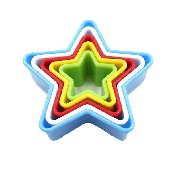 κουπάτ για μπισκότα αστέρια