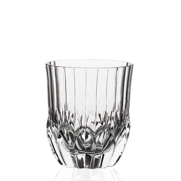 ποτήρι ουίσκι κρυστάλλινο ανάγλυφο