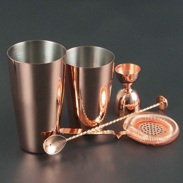 copper εξοπλισμός κοκτέιλ