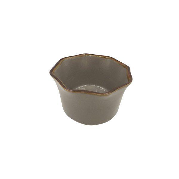 Πυρίμαχο Στρόγγυλο Φορμάκι Καφέ