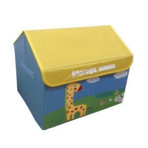 Κουτί Αποθήκευσης Σπιτάκι