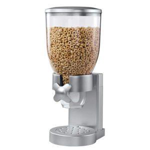 Dispenser Τροφίμων Ασημί